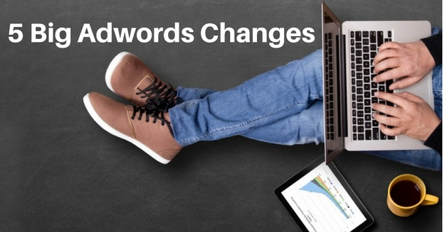 5 Big Changes Coming to Google Adwords
