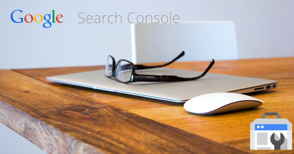 Google Search Console Warning