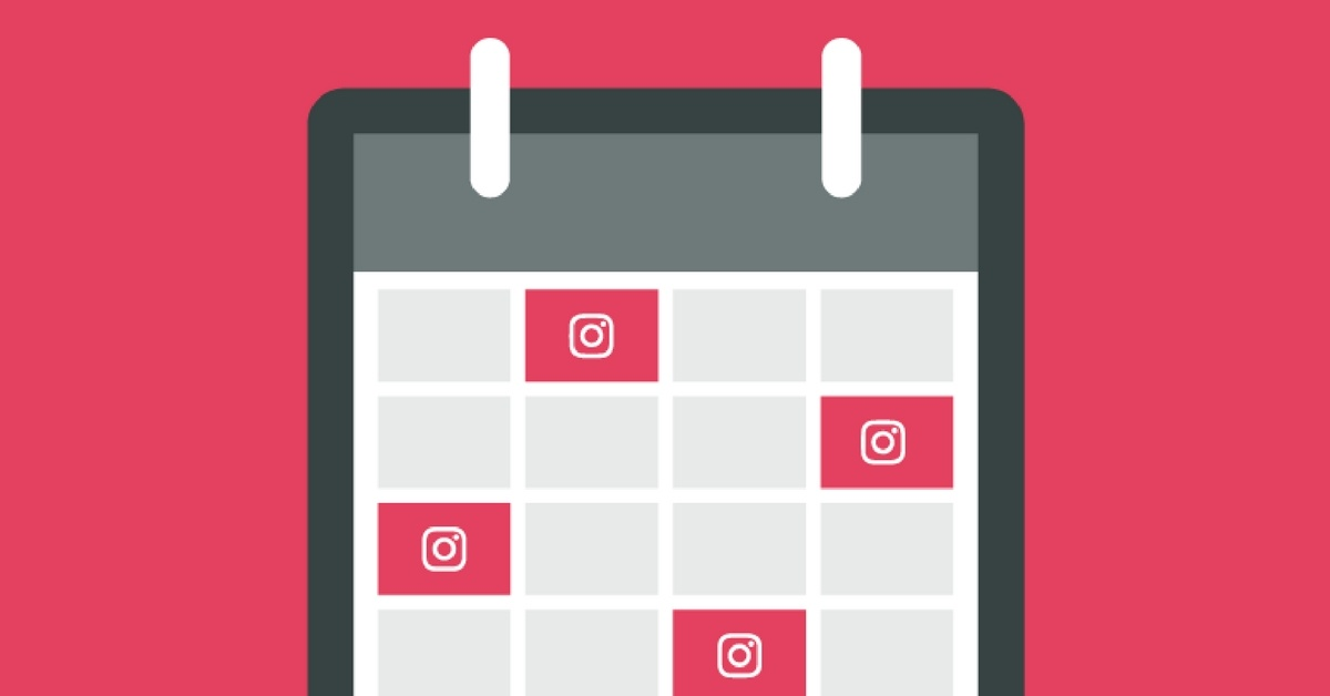 You Can Now Schedule Instagram Posts. FINALLY.