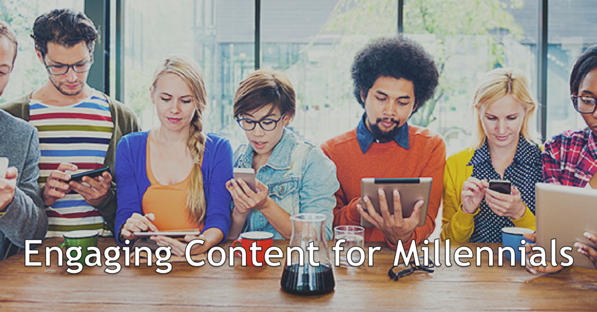 How to Create Content to Engage with Millennials
