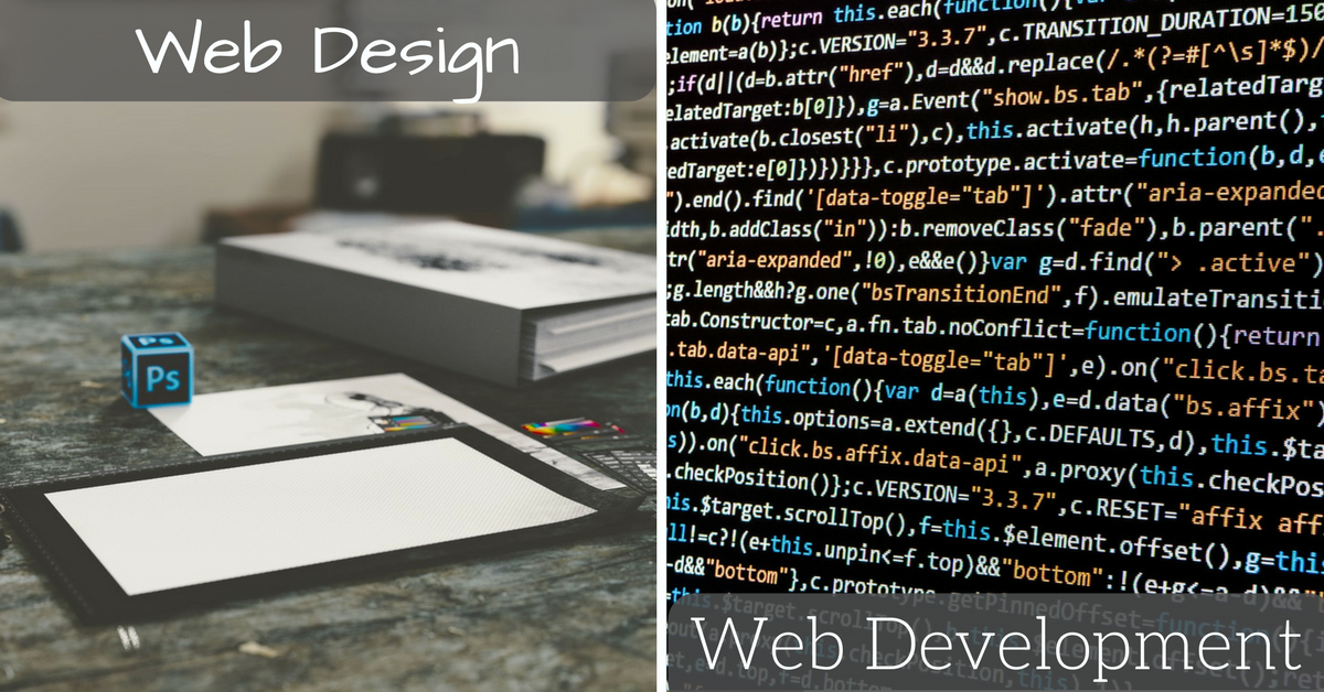 What's the Difference Between a Web Design and Web Development Agency?