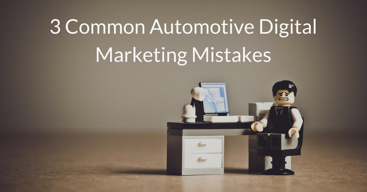 Automotive Digital Marketing | THAT Agency