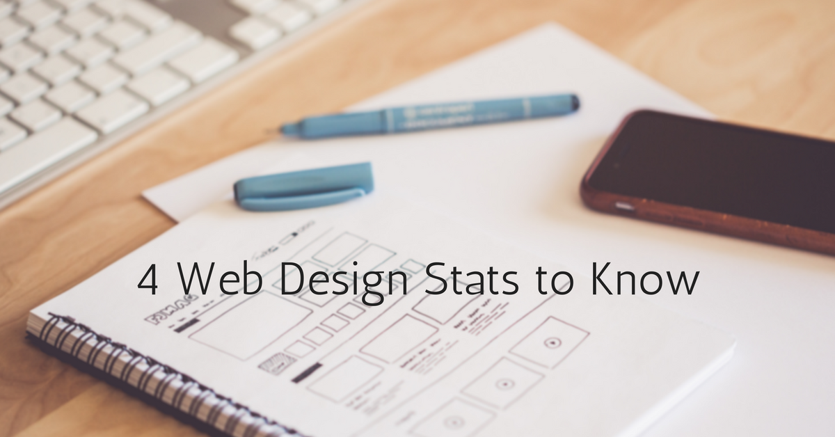 4 Stats to Know for Your Website Redesign