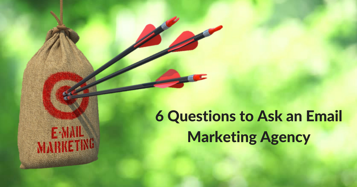 5 Questions to Ask an Email Marketing Agency | THAT Agency