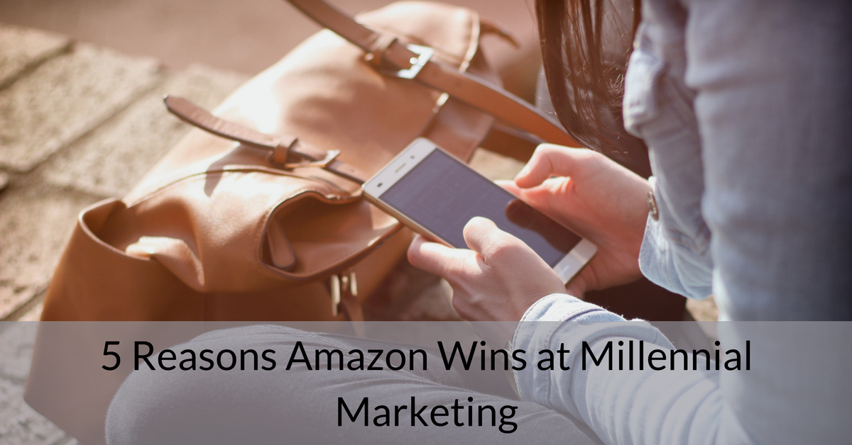 5 Reasons Amazon Wins at Millennial Marketing | THAT Agency