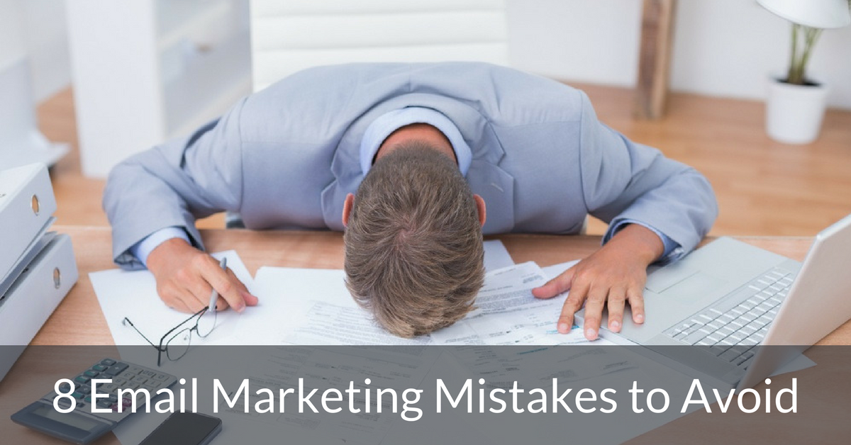 Email Marketing Mistakes to Avoid | THAT Agency