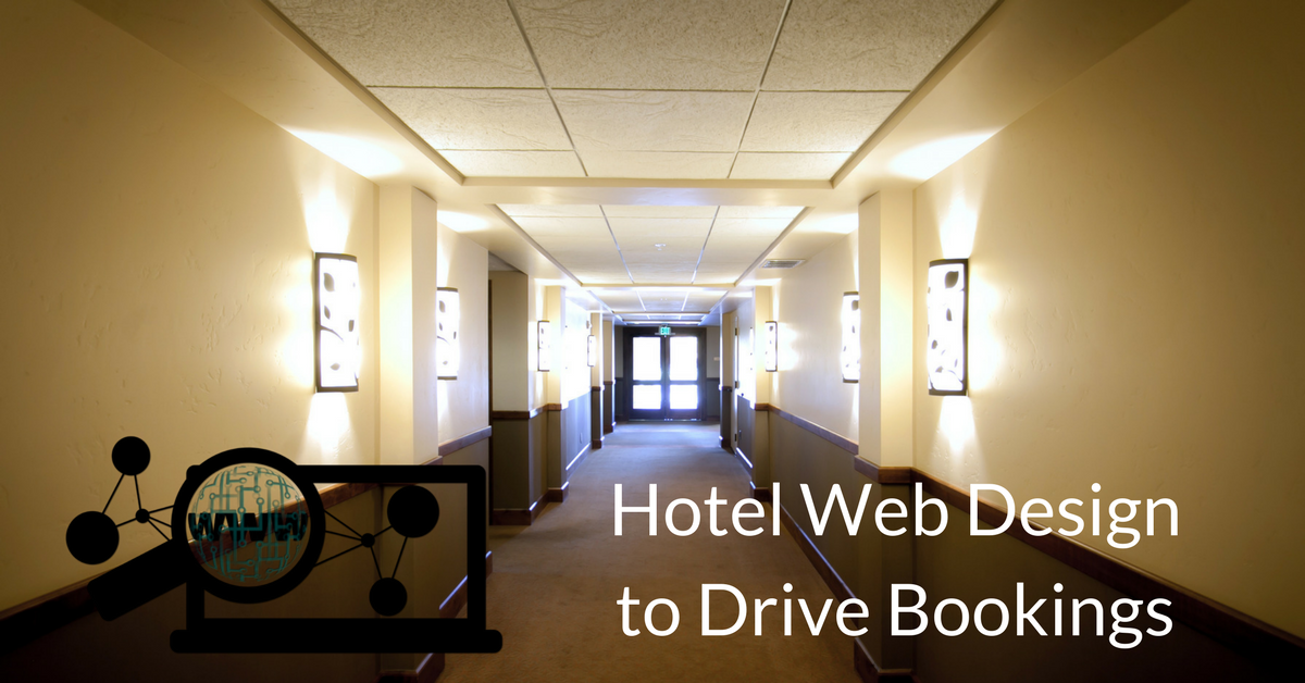 Hotel Website Design to Drive Bookings