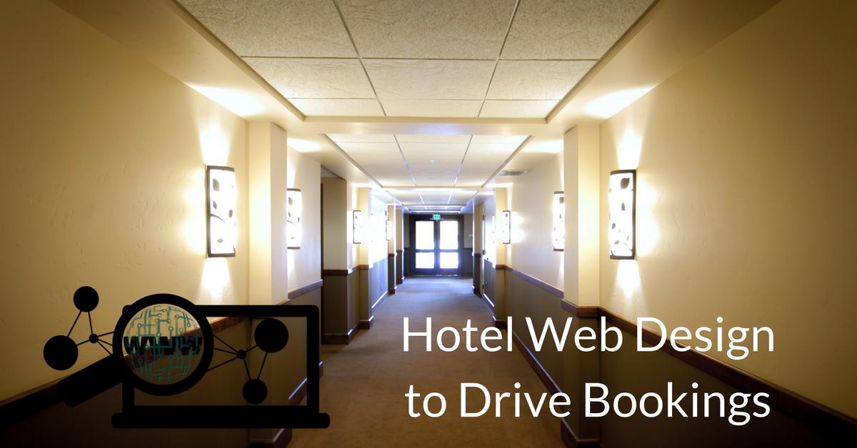 Hotel Website Design   THAT Agency