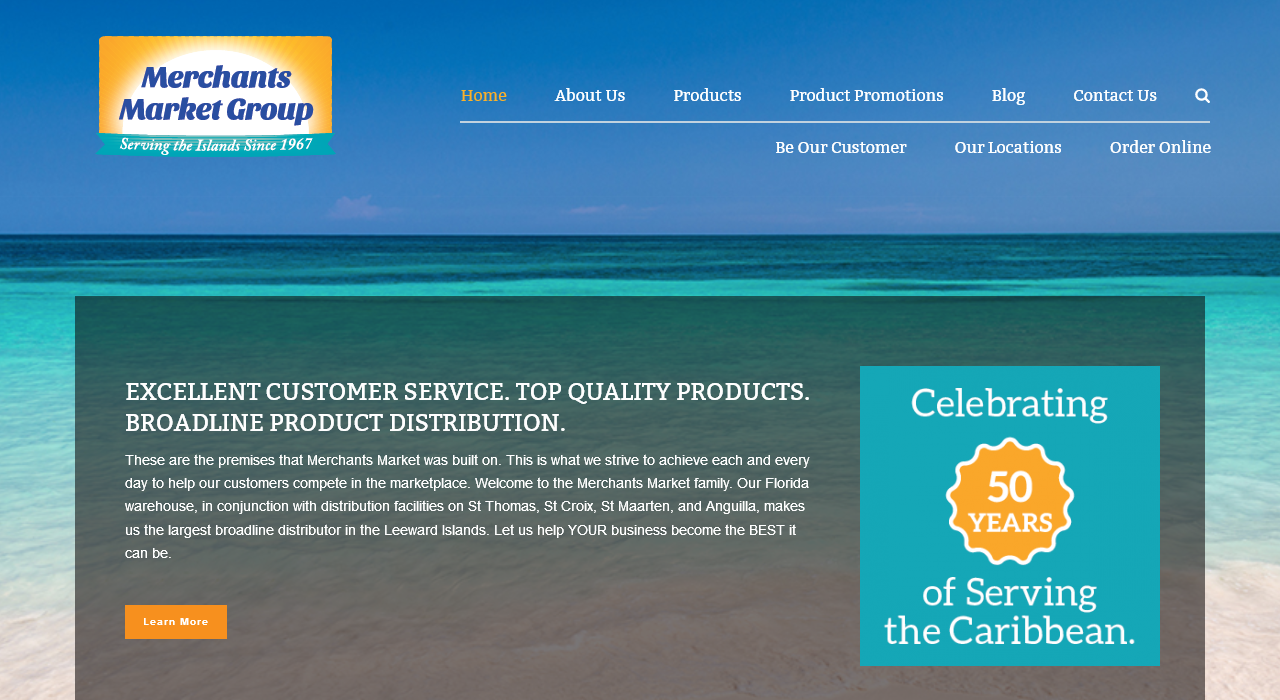 Merchants Market Group Pairs Up With THAT Agency for New Website Design & Development