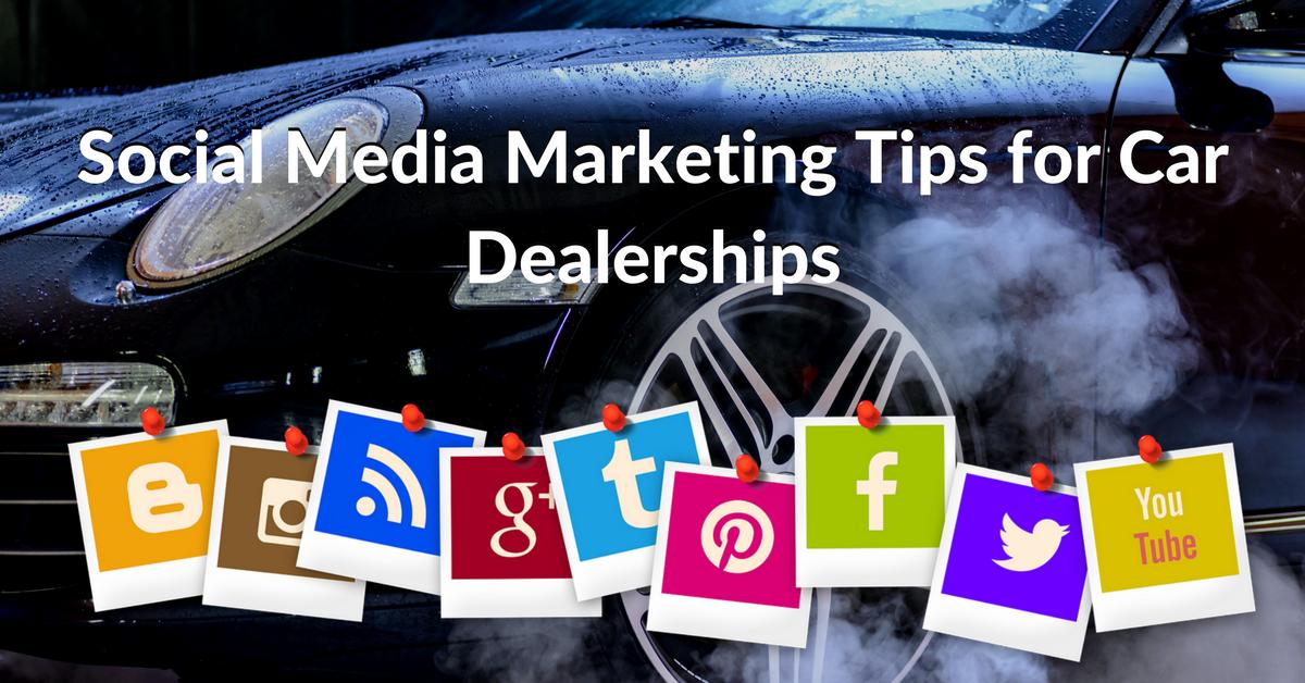 Social Media Marketing Tips for Car Dealerships   THAT Agency