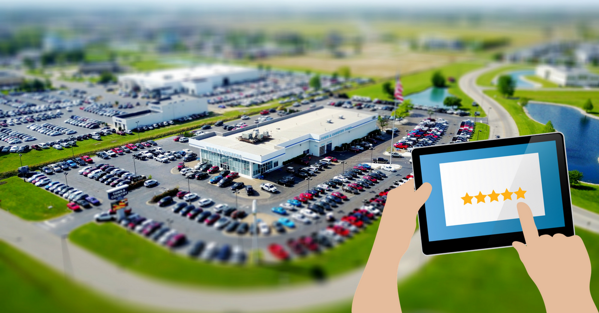 How Car Dealers Should Respond to Reviews Online