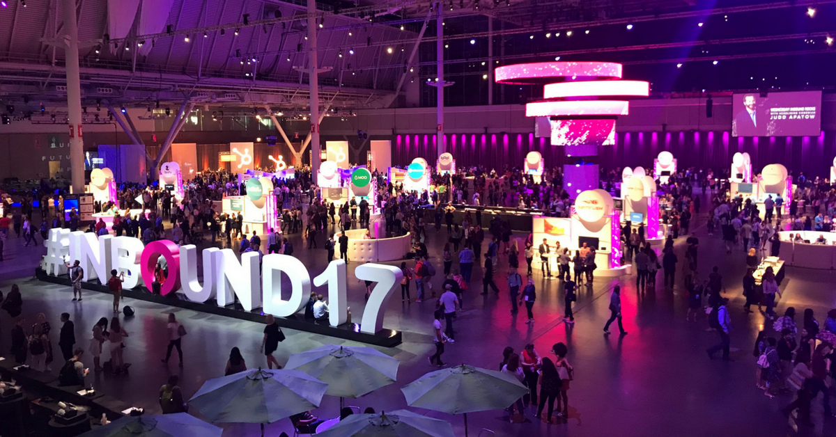 What Went Down at Inbound17