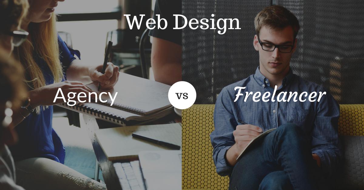 Web Design Agency or Freelancer?