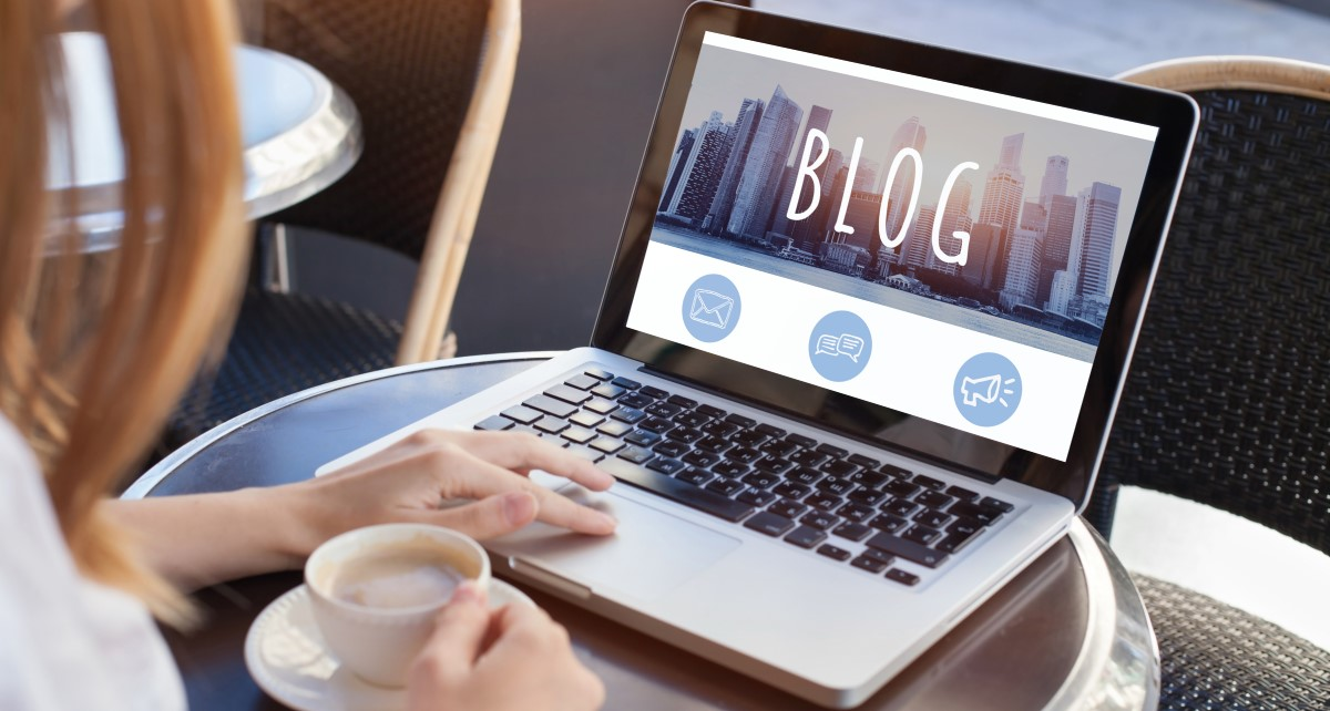 Why Blog for Business?