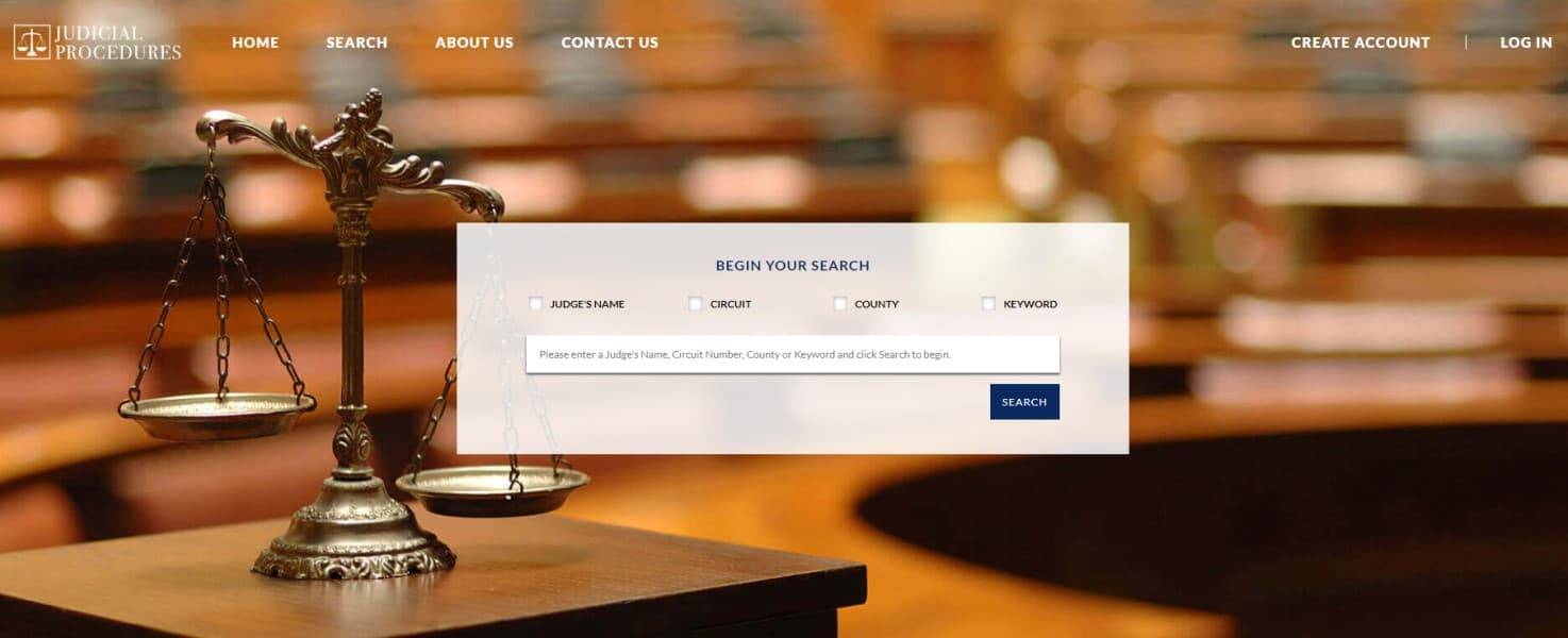 judicial-procedures-new-website-design-that-agency