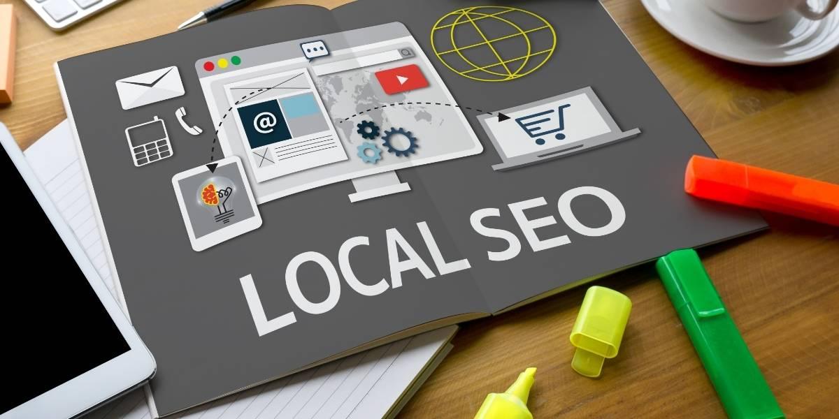 local seo concept image