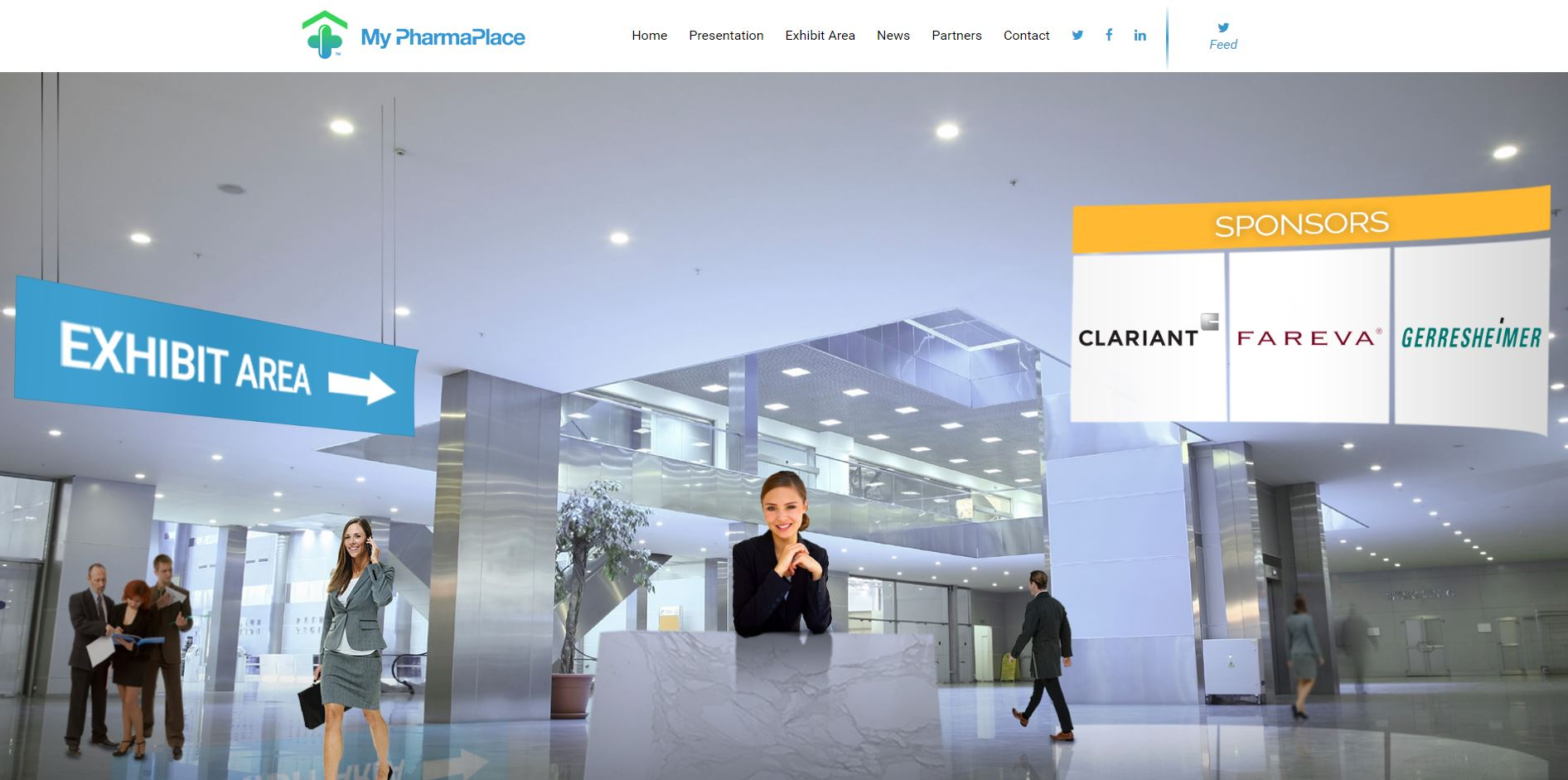 THAT Agency Launches My Pharma Place Website