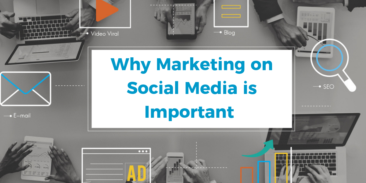 Why Marketing on Social Media is Important | Social Media Marketing | THAT Agency of West Palm Beach, Florida