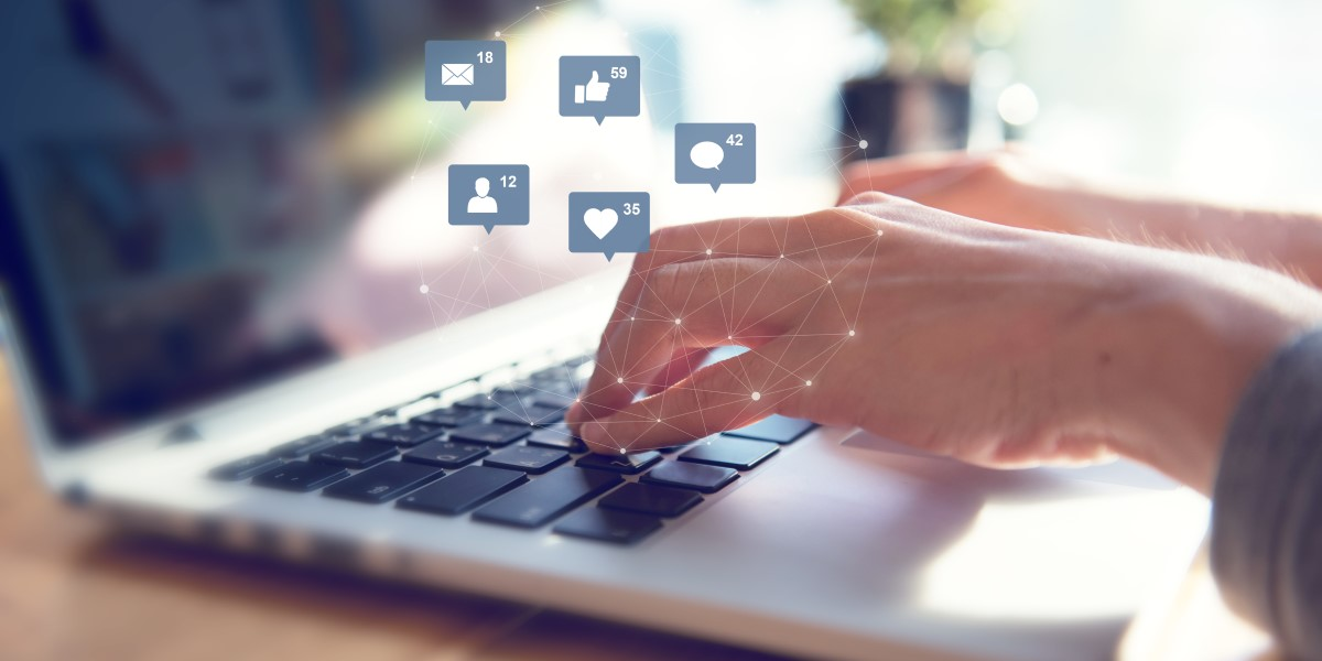Social Media Management | Managing Social Media Content | THAT Agency