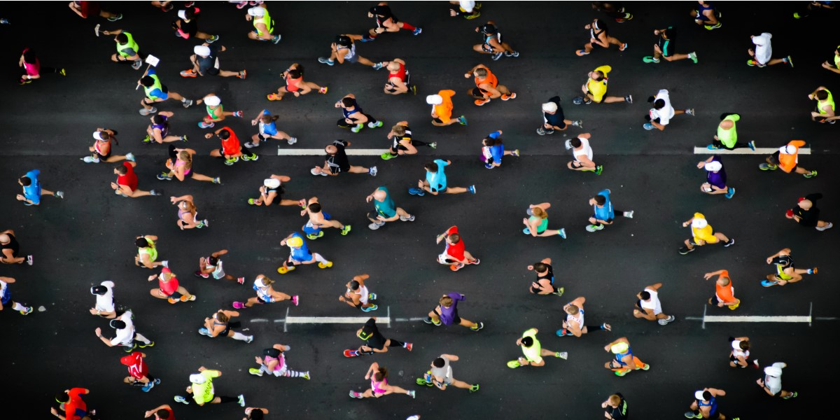 Why Social Media Is a Marathon, Not a Sprint