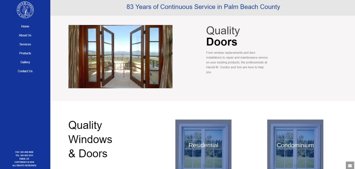 West Palm Beach Website Design Firm | Web Design Services | THAT Agency