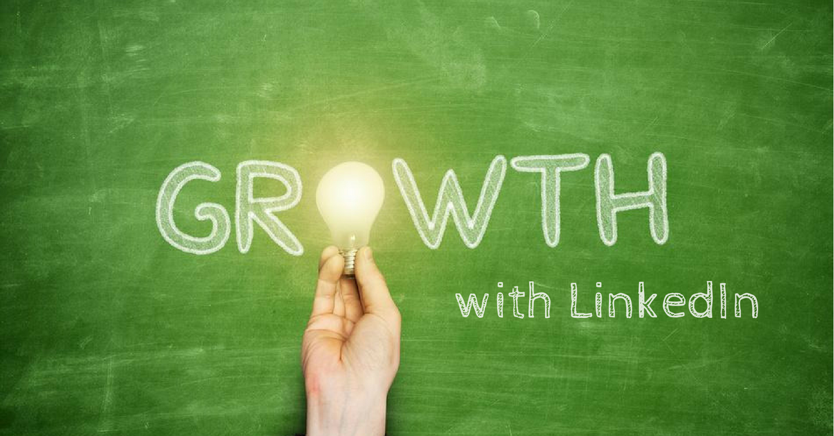 4 Steps to Grow Your Business with LinkedIn